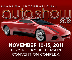 Giveaway Alabama International Auto Show Tickets Birmingham Mommy - Car show birmingham al