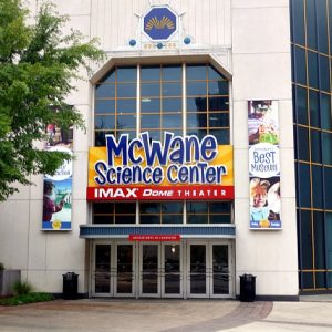 Mcwane Science Center Is Packed Full Of Fun Year Round But We Always Love The Unveiling A New Exhibit This Years Summer Design Zone
