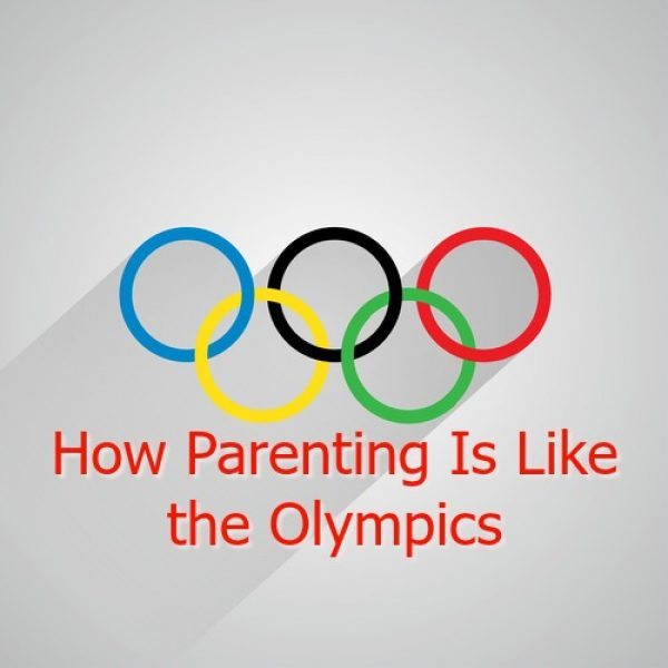 How Parenting Is Like the Olympics