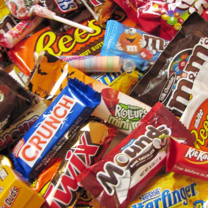 Halloween Candy for Buy Back