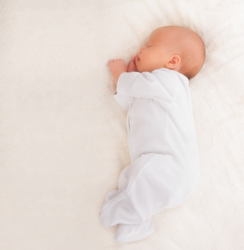newborn baby sleeps
