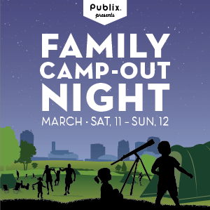 Join Railroad Park As They Offer Families The Opportunity To Pitch A Tent And Enjoy Night Under Stars On Birminghams Front Lawn This Urban Camping