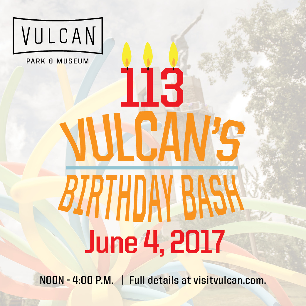 Vulcan's 113th Birthday Bash