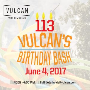 Vulcan Birthday Bash