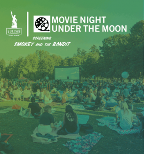 Movies Under the Moon Vulcan