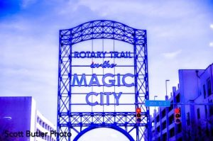 Things to do with kids in Birmingham Rotary Trail
