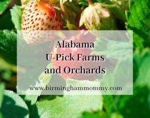 Alabama UPick Farms