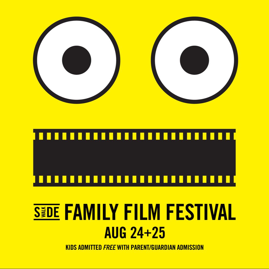 Sidewalk Film Festival Family Film logo