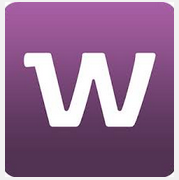 Purple whisper app logo