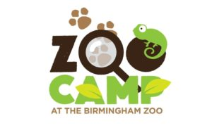 Birmingham Zoo zoo camp graphic