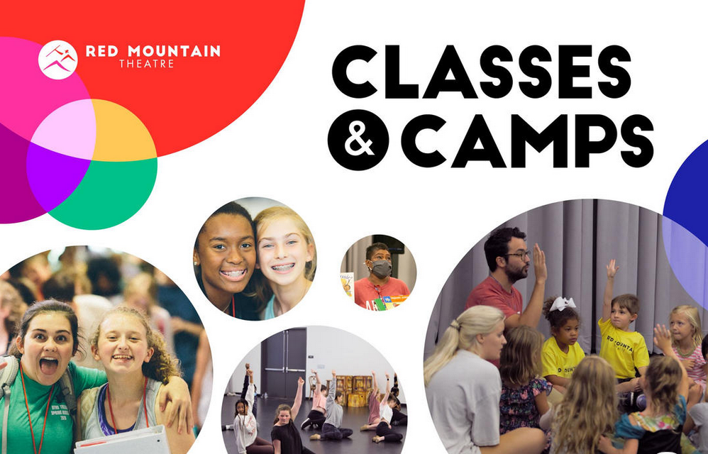 Fall Classes at Red Mtn Theatre